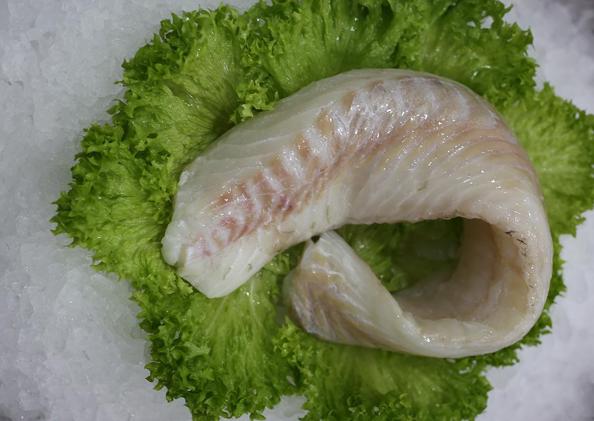 Dos de cabillaud | Livraison de poissons • Poissonnerie • Restaurant • Traiteur à Anderlecht