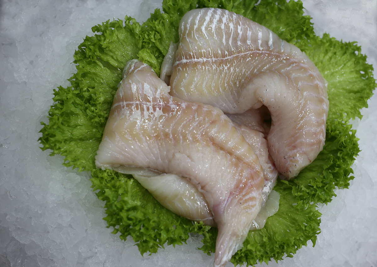 Filet de lieu jaune | Livraison de poissons • Poissonnerie • Restaurant • Traiteur à Anderlecht