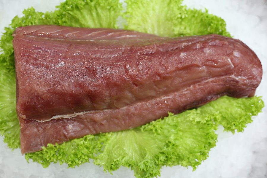 Filet de thon rouge | Livraison de poissons • Poissonnerie • Restaurant • Traiteur à Anderlecht