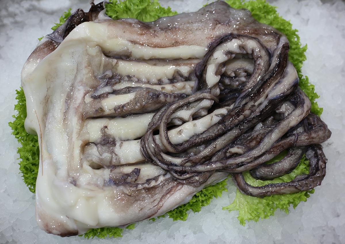 Tentacules | Livraison de poissons • Poissonnerie • Restaurant • Traiteur à Anderlecht