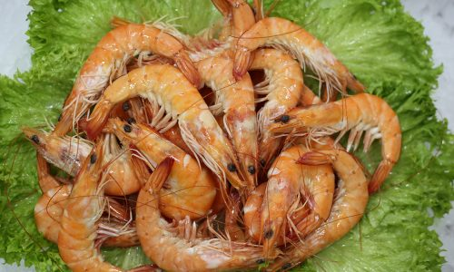 Crevette | Livraison de poissons • Poissonnerie • Restaurant • Traiteur à Anderlecht