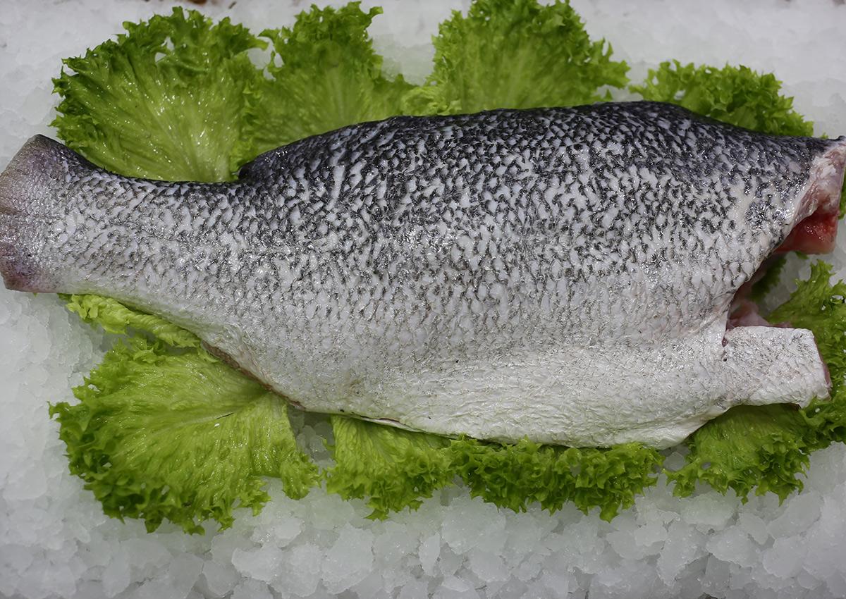 Perche entière | Livraison de poissons • Poissonnerie • Restaurant • Traiteur à Anderlecht