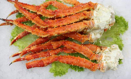 Crabe royal | Livraison de poissons • Poissonnerie • Restaurant • Traiteur à Anderlecht