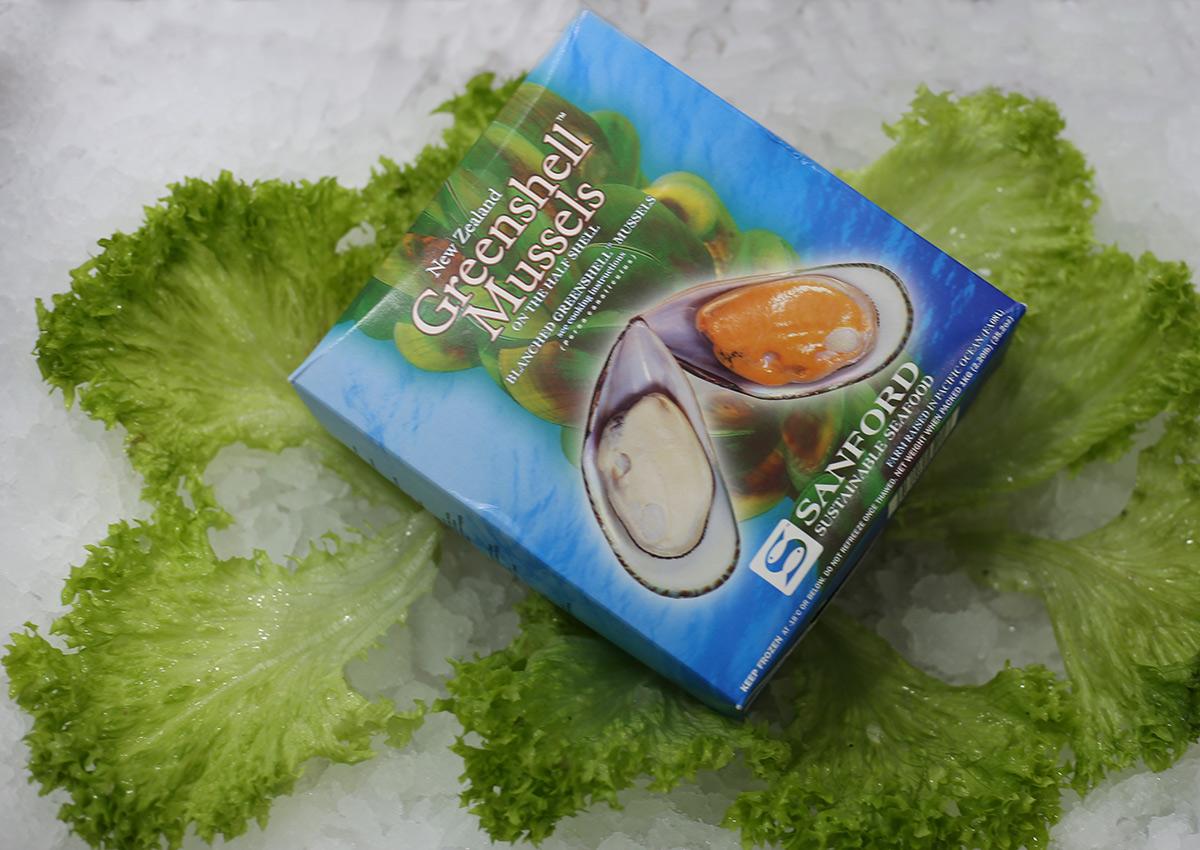 Moule de Nouvelle-Zélande | Livraison de poissons • Poissonnerie • Restaurant • Traiteur à Anderlecht