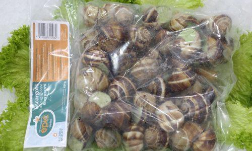 Escargot de Bourgogne | Livraison de poissons • Poissonnerie • Restaurant • Traiteur à Anderlecht