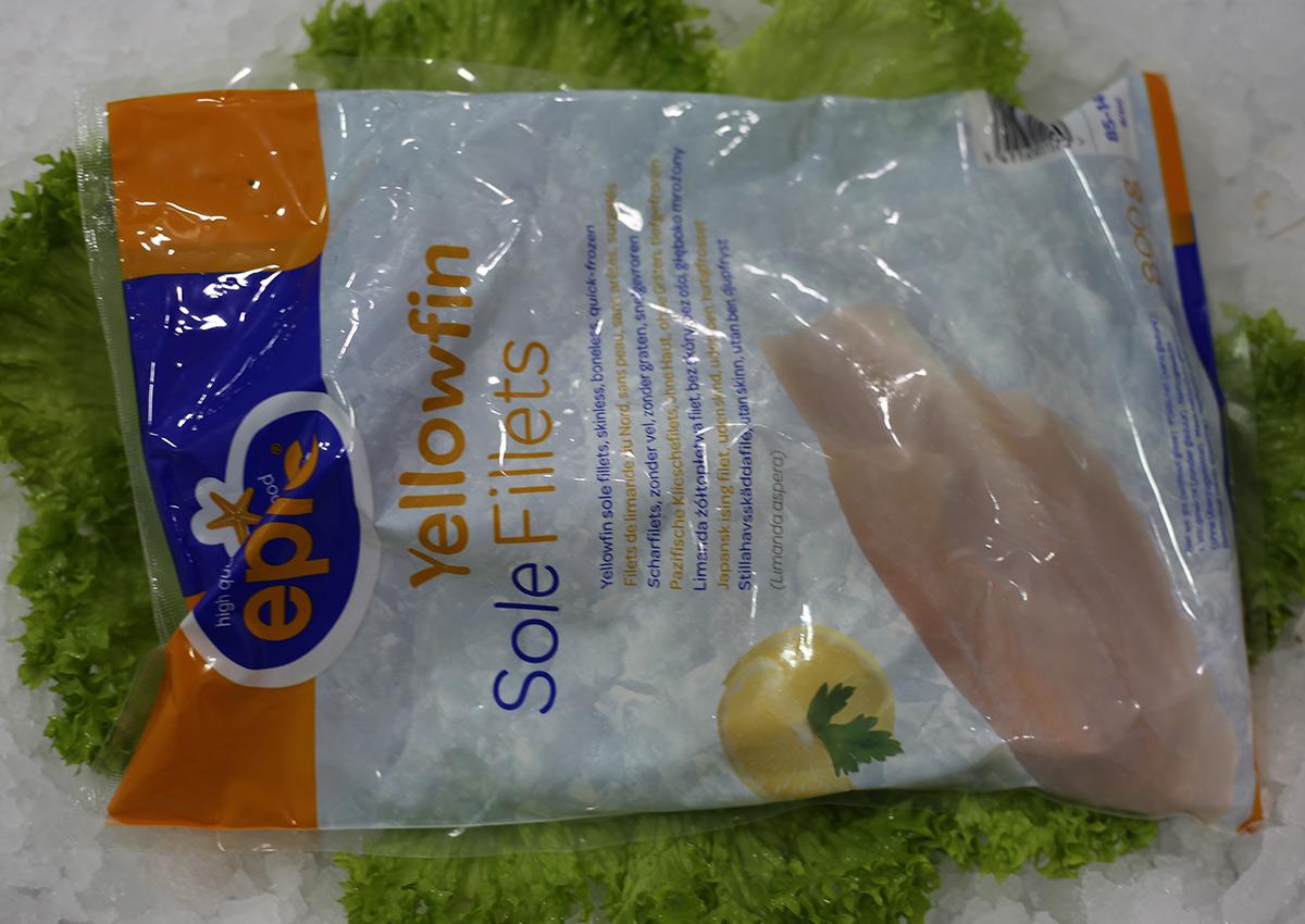 Filet de sol limande | Livraison de poissons • Poissonnerie • Restaurant • Traiteur à Anderlecht