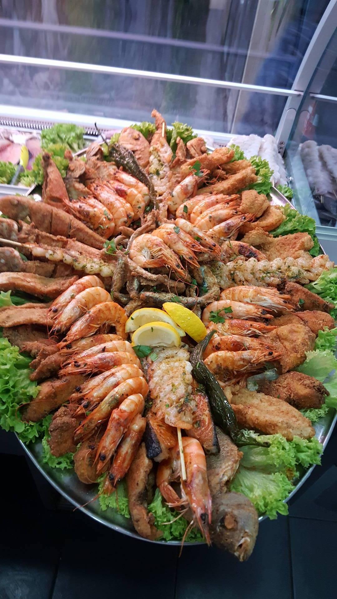 Traiteur -img7 • Livraison de poissons • Poissonnerie • Restaurant • Traiteur à Anderlecht