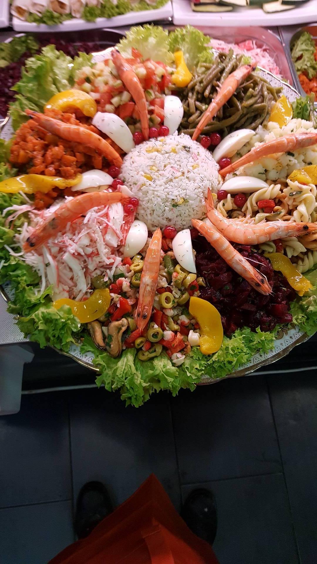 Traiteur -img6 • Livraison de poissons • Poissonnerie • Restaurant • Traiteur à Anderlecht
