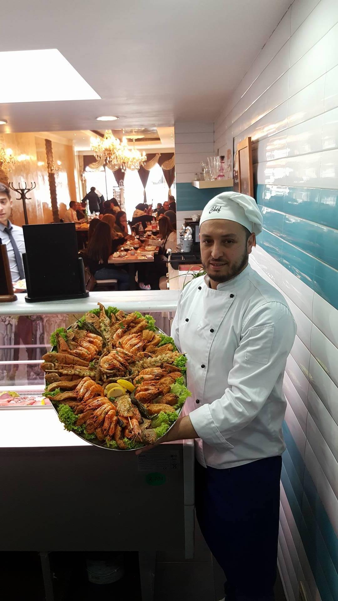 Traiteur -img4 • Livraison de poissons • Poissonnerie • Restaurant • Traiteur à Anderlecht