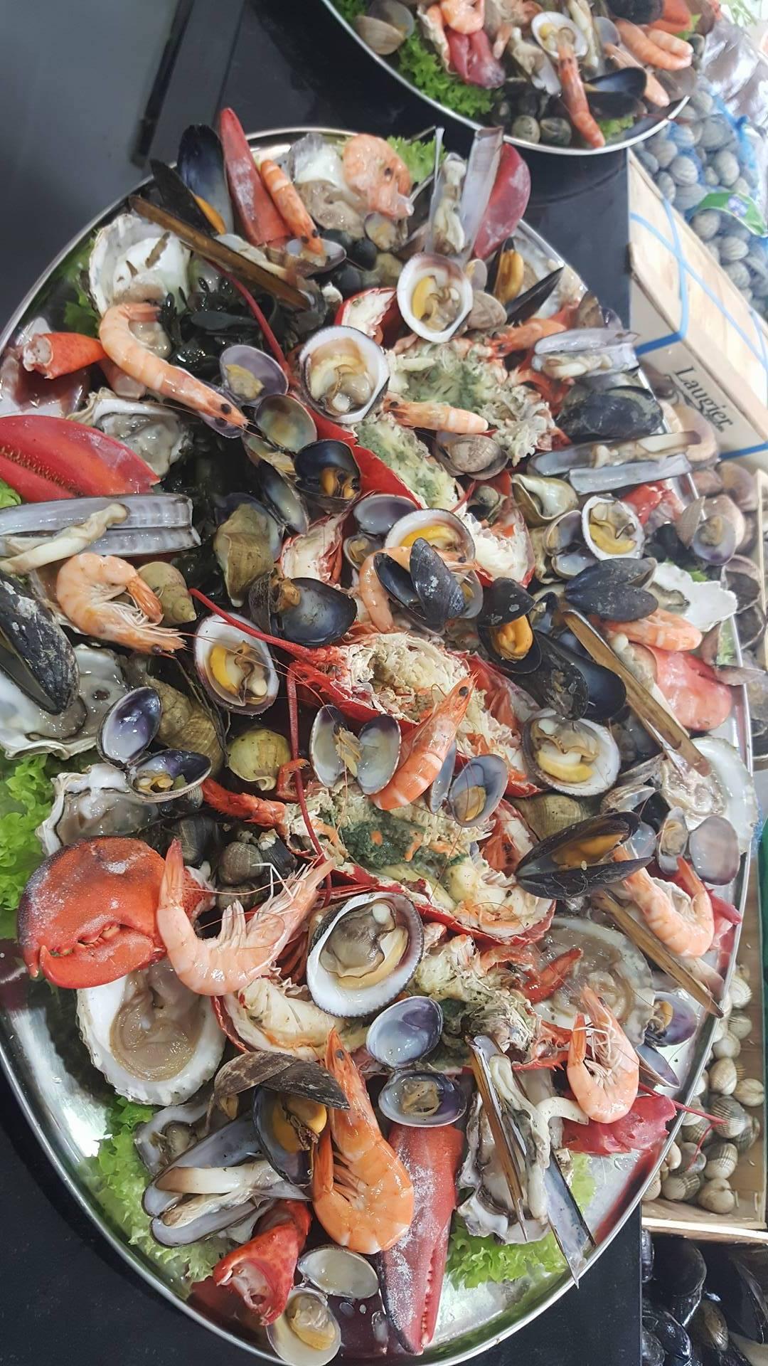 Traiteur -img12 • Livraison de poissons • Poissonnerie • Restaurant • Traiteur à Anderlecht