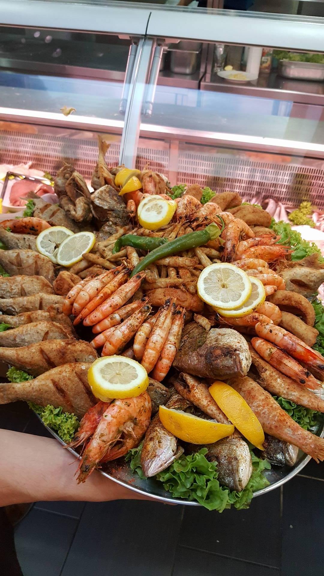 Traiteur -img11 • Livraison de poissons • Poissonnerie • Restaurant • Traiteur à Anderlecht
