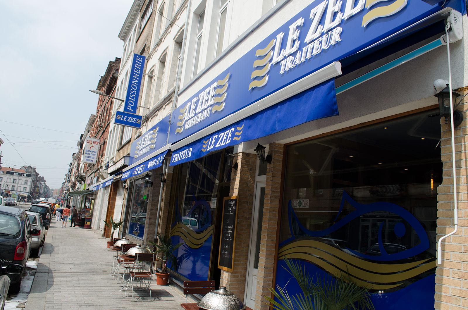 traiteur-img-5 - Livraison de poissons • Poissonnerie • Restaurant • Traiteur à Anderlecht