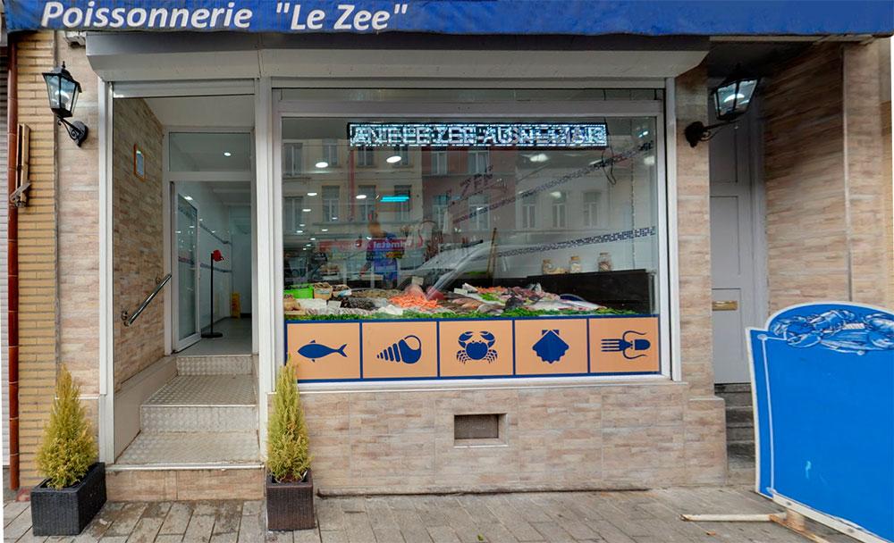 Poissonnerie -img • Livraison de poissons • Poissonnerie • Restaurant • Traiteur à Anderlecht
