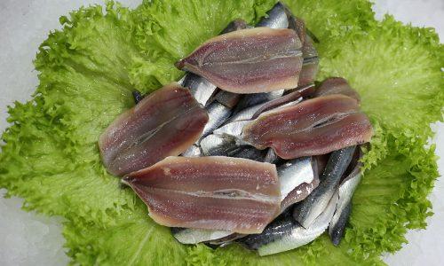 Filet de sardinne | Livraison de poissons • Poissonnerie • Restaurant • Traiteur à Anderlecht