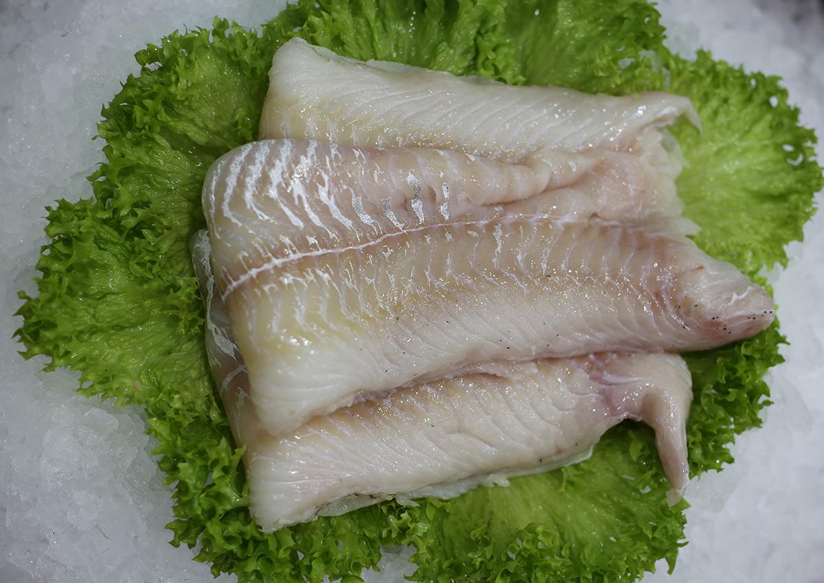 Filet de cabillaud | Livraison de poissons • Poissonnerie • Restaurant • Traiteur à Anderlecht