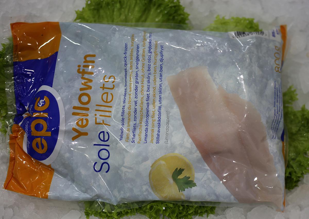 Filet de sole | Livraison de poissons • Poissonnerie • Restaurant • Traiteur à Anderlecht