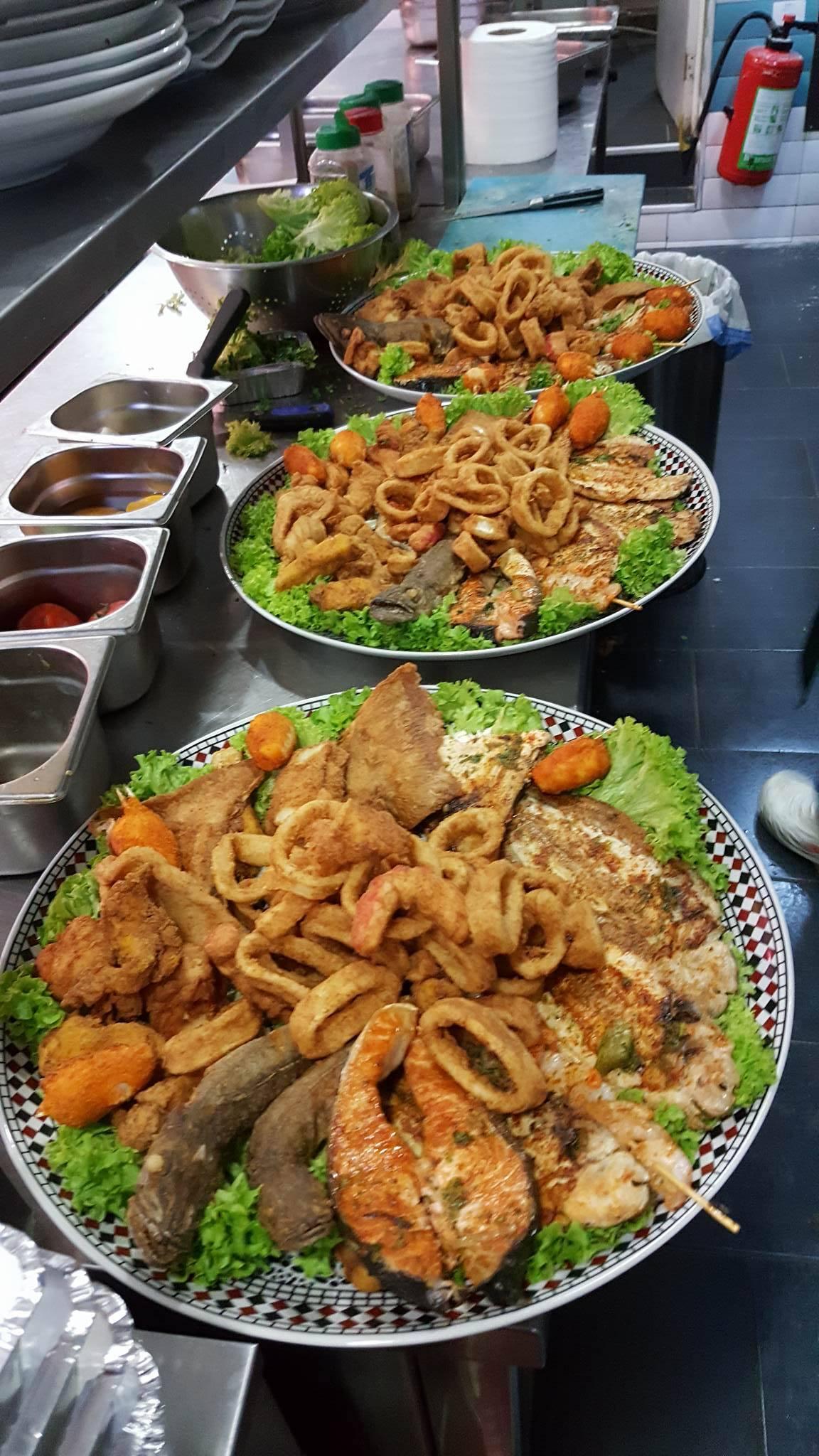 Traiteur -img3 • Livraison de poissons • Poissonnerie • Restaurant • Traiteur à Anderlecht