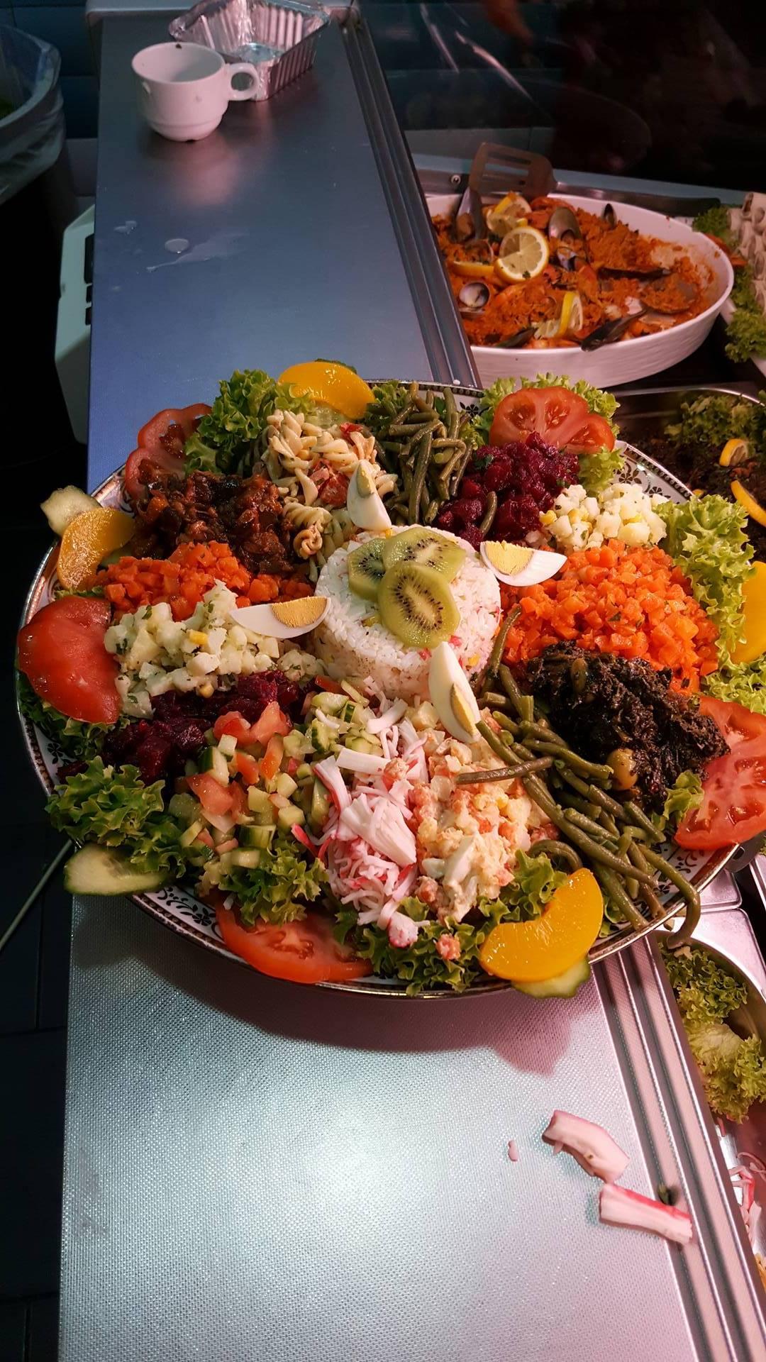 Traiteur -img10 • Livraison de poissons • Poissonnerie • Restaurant • Traiteur à Anderlecht