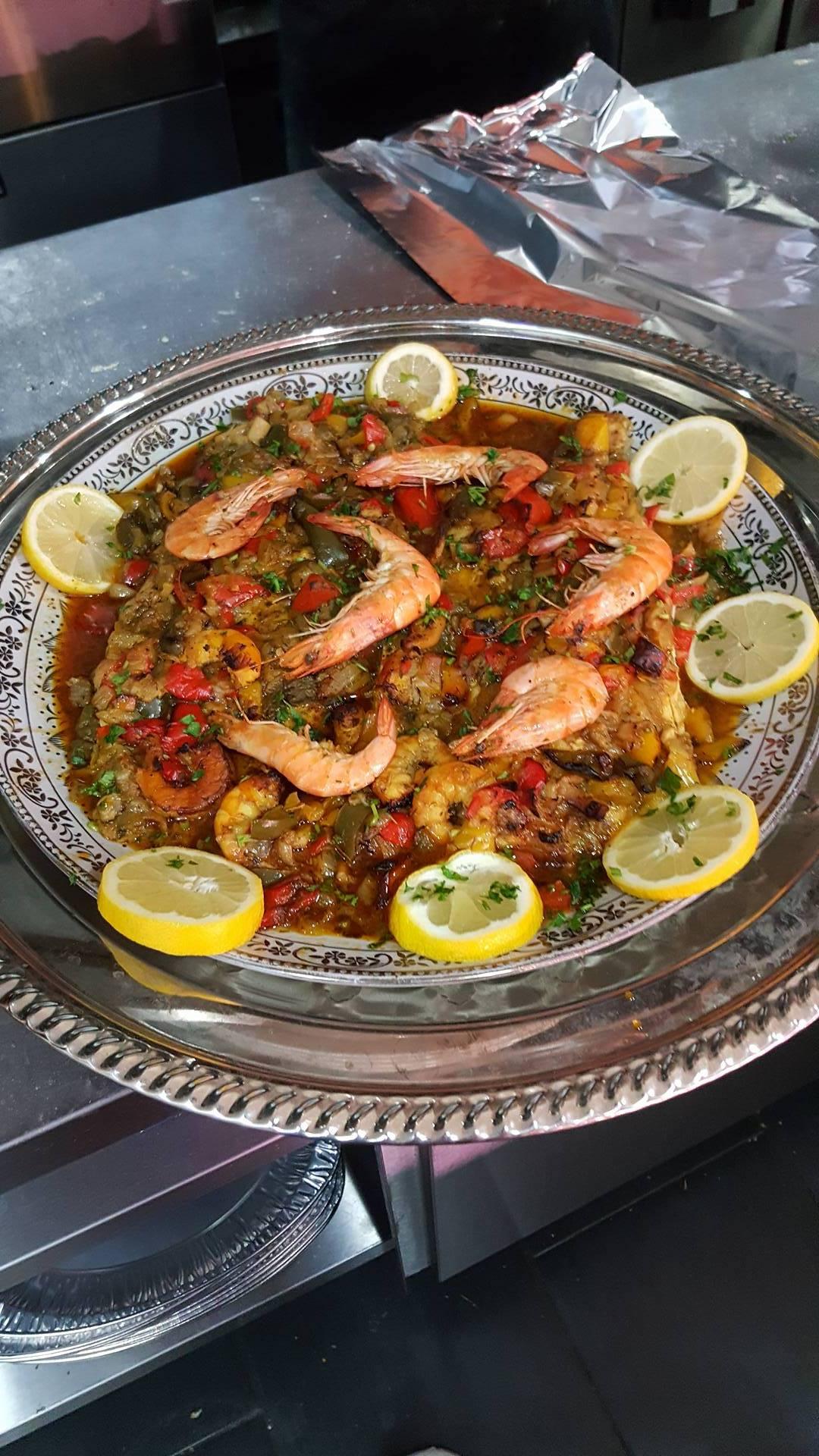 Traiteur -img9 • Livraison de poissons • Poissonnerie • Restaurant • Traiteur à Anderlecht