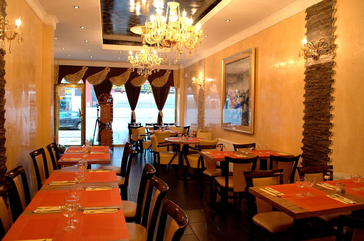 Restaurant Slider -1 - Livraison de poissons • Poissonnerie • Restaurant • Traiteur à Anderlecht
