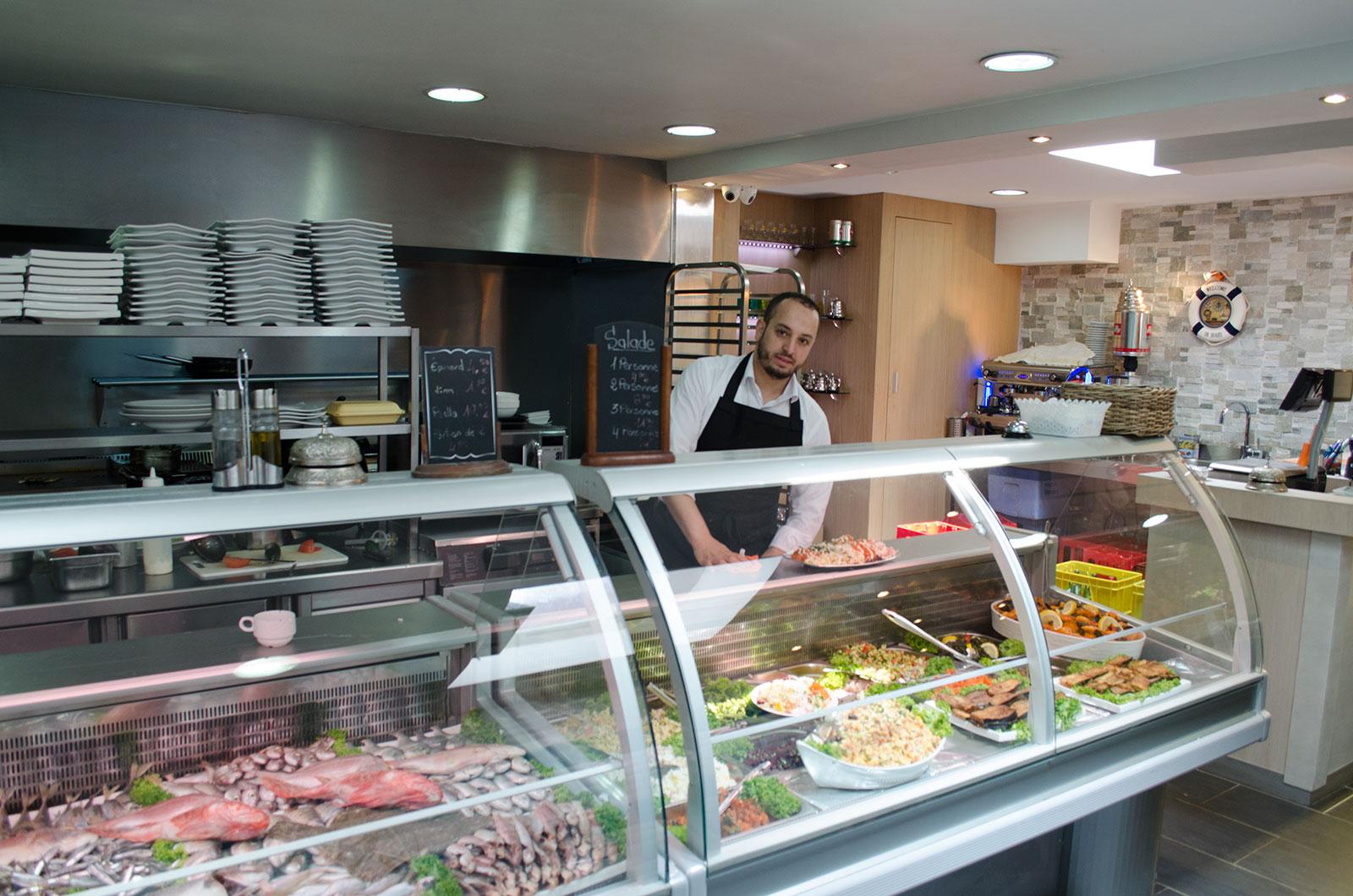 traiteur-img-2 - Livraison de poissons • Poissonnerie • Restaurant • Traiteur à Anderlecht