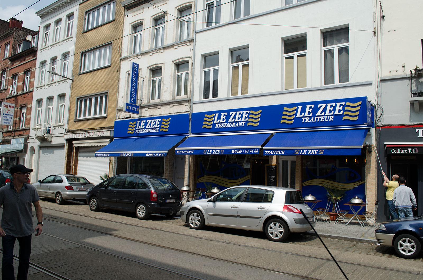 traiteur-img-4 - Livraison de poissons • Poissonnerie • Restaurant • Traiteur à Anderlecht
